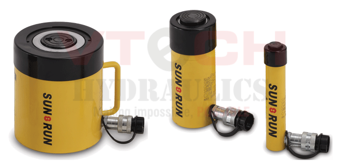 RSC-Series Single Acting Hydraulic Jack