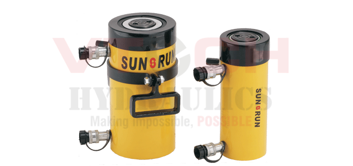 Double Acting Hydraulic Jack-RSR-Series