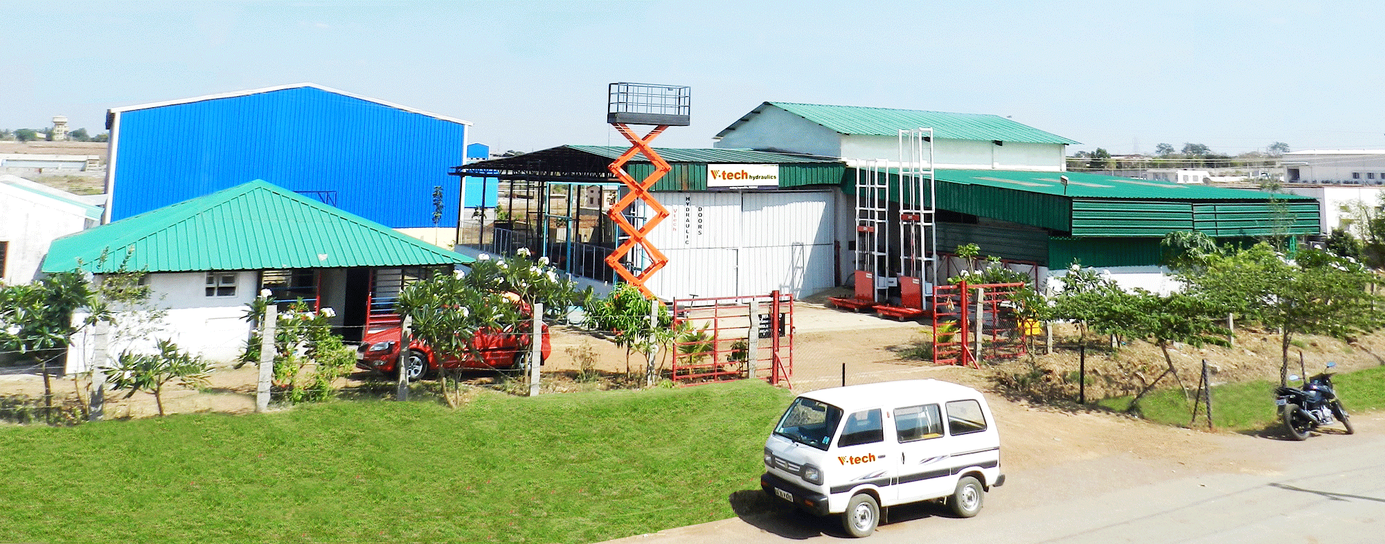 V-Tech Manufacturing Plant