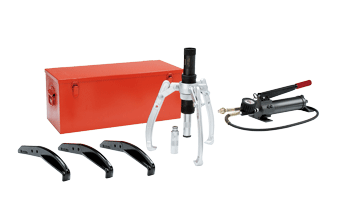 Separate Hydraulic Puller