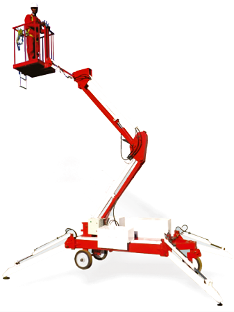 hydraulic man lift, man lift